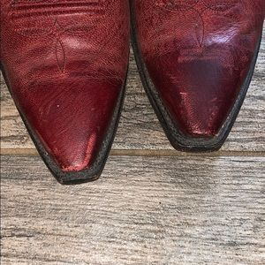 Lucchese Shoes - Lucchese cowboy boot